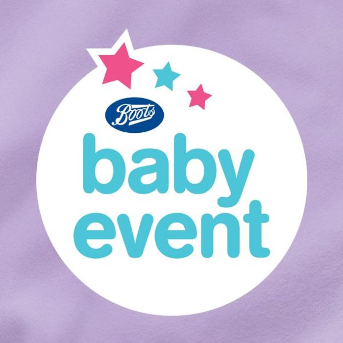 Boots - Baby Event On Now