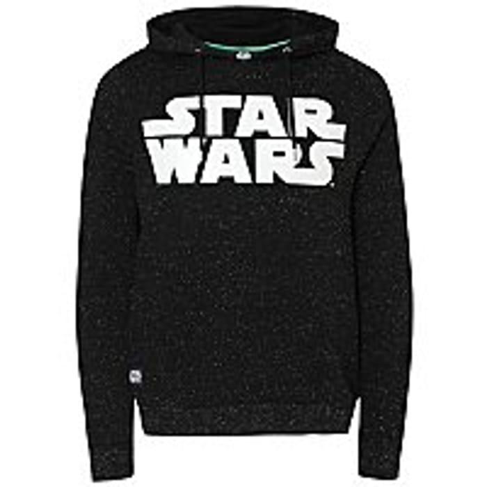 Star Wars Black Glow in the Dark Hoodie