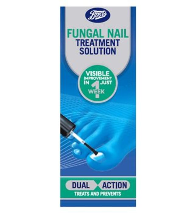 Boots Pharmaceuticals Advanced Footcare Fungal Nail Treatment Solution 4ml