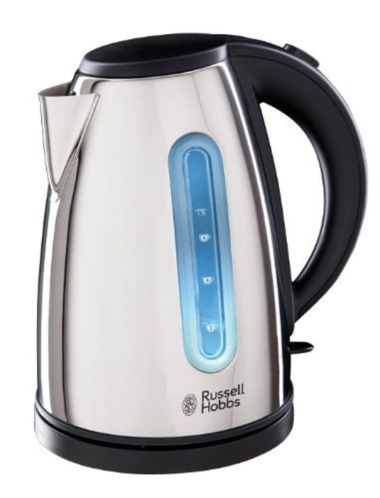 Price Drop! Russell Hobbs 19390 Orleans Polished Kettle, 3000 W, 1.7 Litre