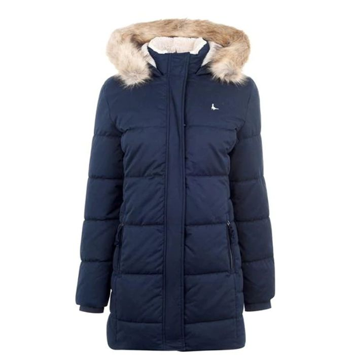 Kentisbury Faux Fur Lined Jacket Down From £144.99 to £45
