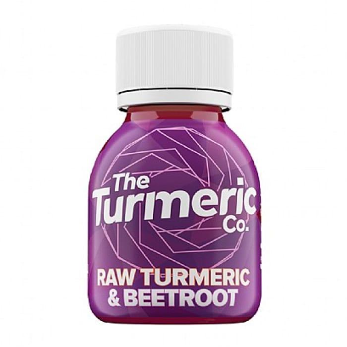 The Turmeric Co Raw Turmeric & Beetroot Shot (60ml)