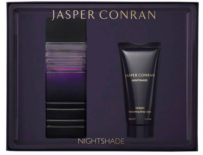 Jasper Conran Nightshade Woman EDT Gift Set, Only £18.00!