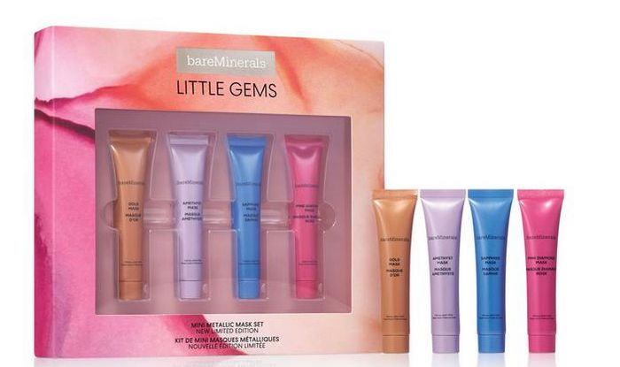 bareMinerals Limited Edition Face Mask Set, Only £14.00!