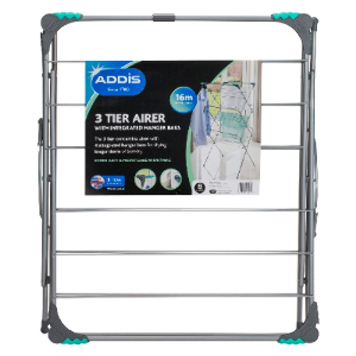 Addis Three Tiered Airer at The Range - Only £12.99!