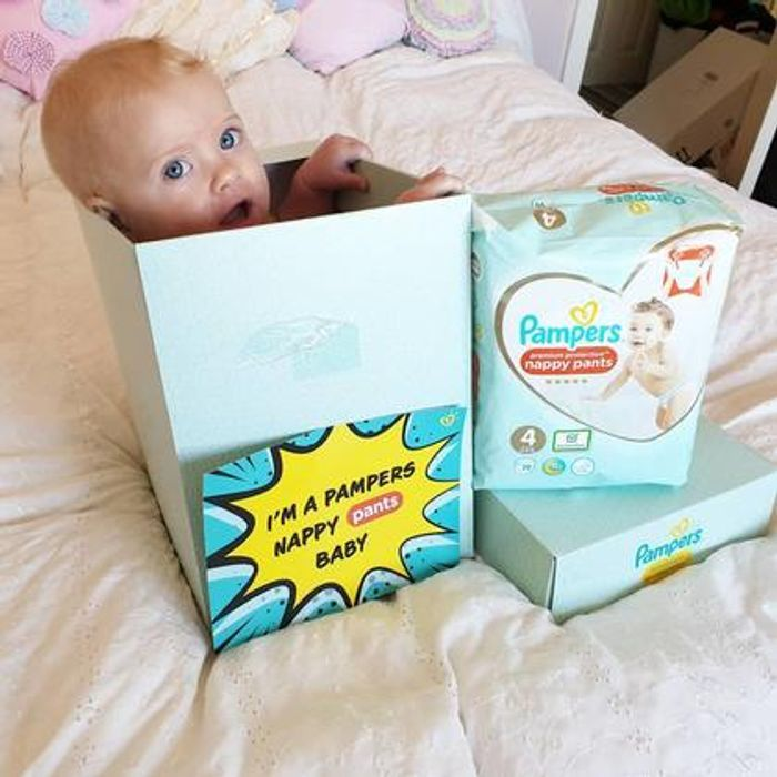 Join the Pampers Squad for Freebies ,& Other Goodies