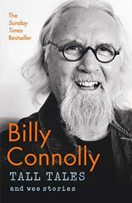 Save £14 on Tall Tales and Wee Stories: The Best of Billy Connolly
