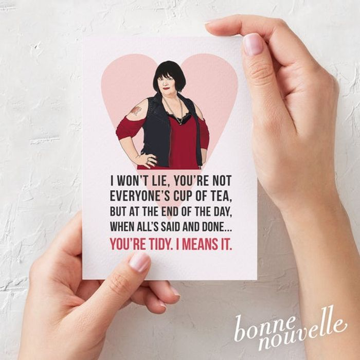 Nessa Love Card