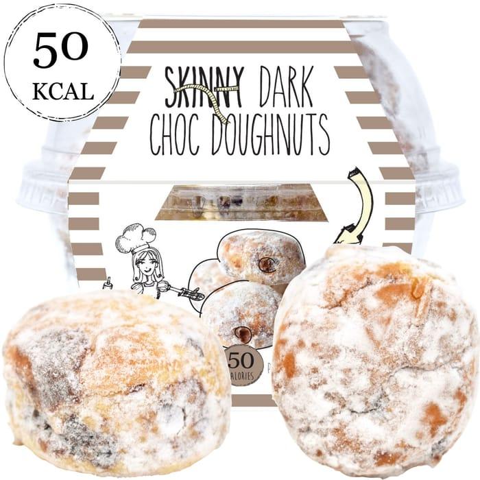 Low Fat Skinny Donuts