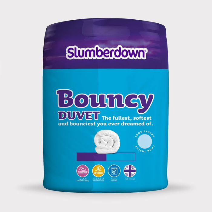 Slumberdown Bouncy Duvet Only £11.99