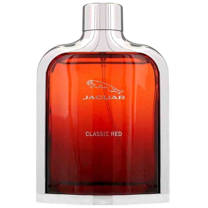 *SAVE over £29* Jaguar Classic Red Eau De Toilette Spray 100ml