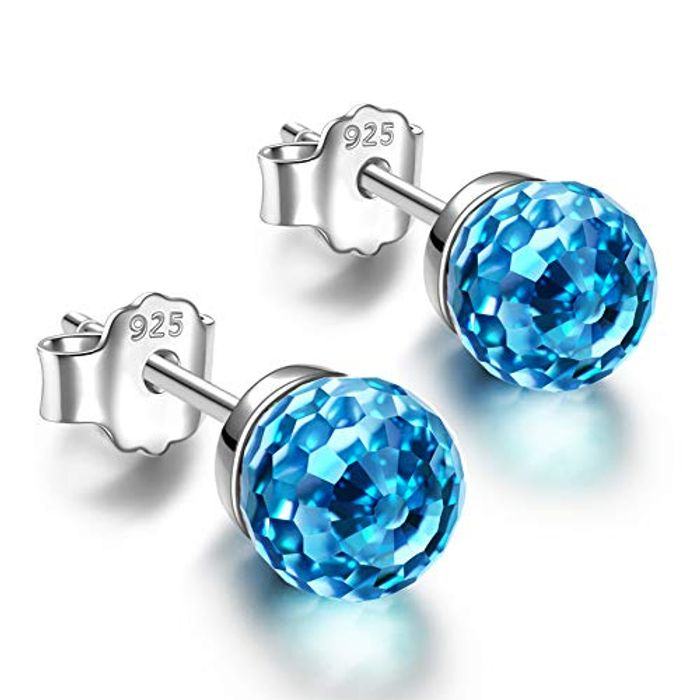 Alex Perry Silver Earring's
