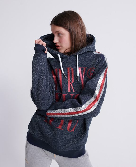 Superdry NYC Oversized Boutique Hoodie