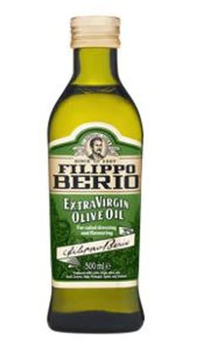 Filippo Berio Extra Virgin Olive Oil 500ml