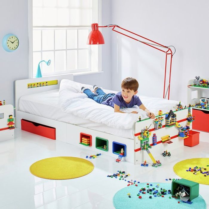 Hello Home Room to Build Single Bed with Storage Only £150