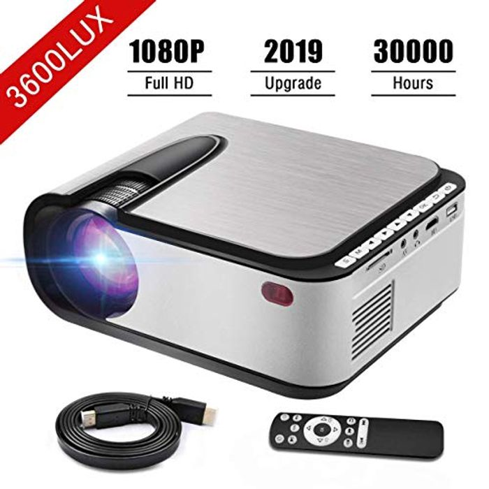 Video Projector 1280x720p
