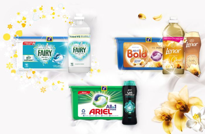 Supersavvy - Free Laundry Products Panel