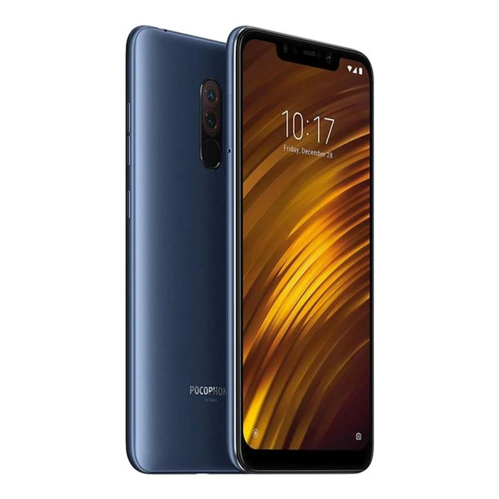 Xiaomi Poco F1 6Gb/64Gb Blue SD845 4000 mAh Battery
