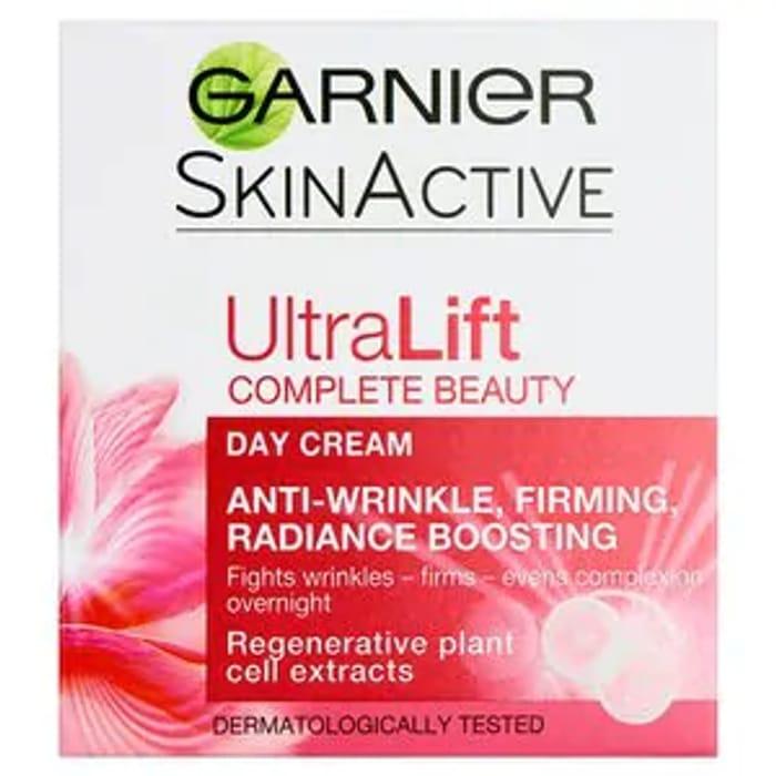 Garnier Ultralift Anti Ageing Day Cream 50ml