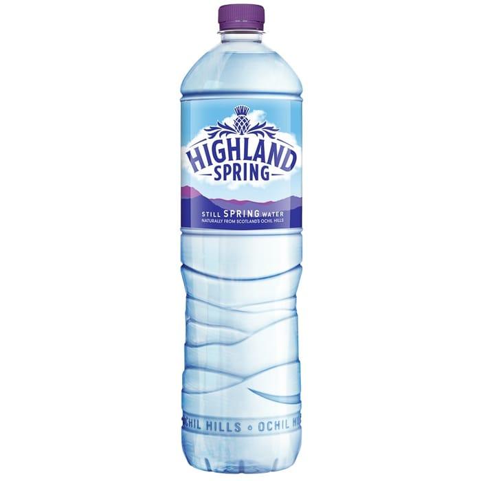Highland Still Water 1.5L