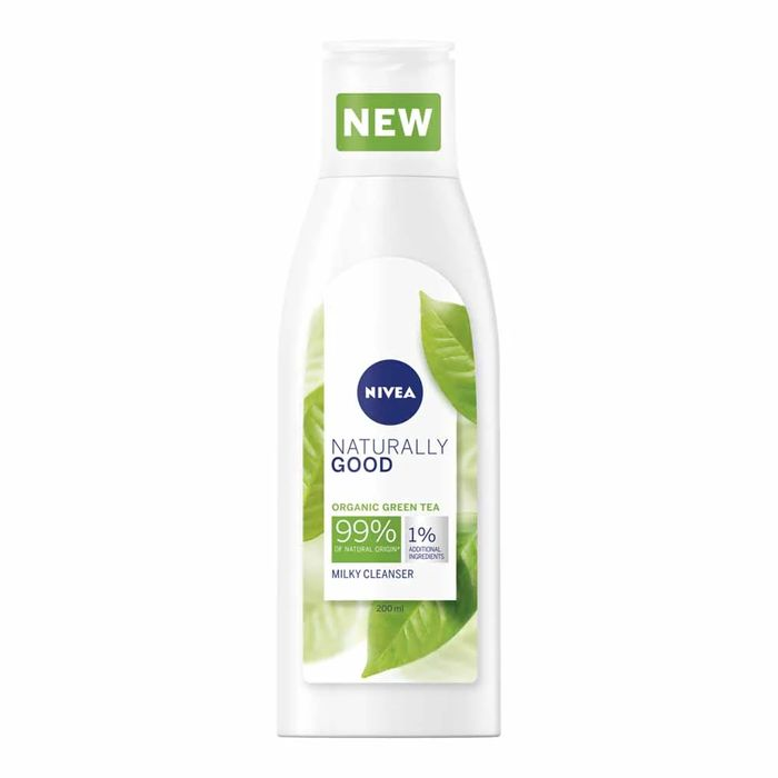 Nivea Naturally Good Cleansing Milk 200ml
