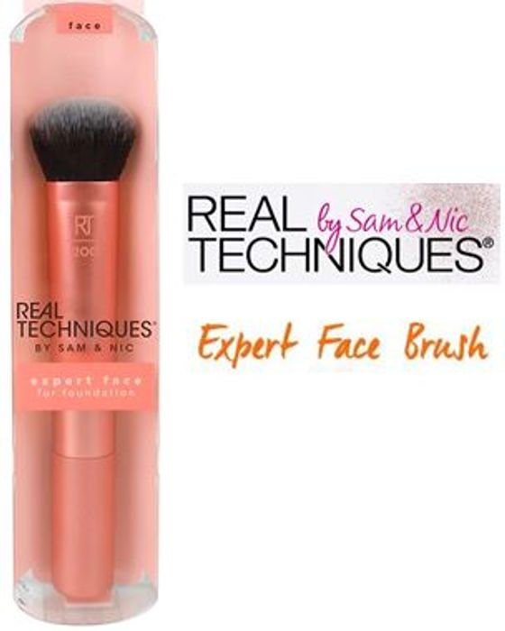 Cheap Real Techniques Expert Face Makeup Brush for Foundation, Only £6.75!