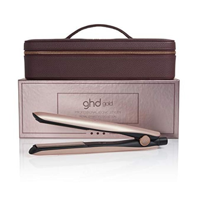 Ghd Gold Styler Rose Gold Straighteners - Limited Edition Gift Set