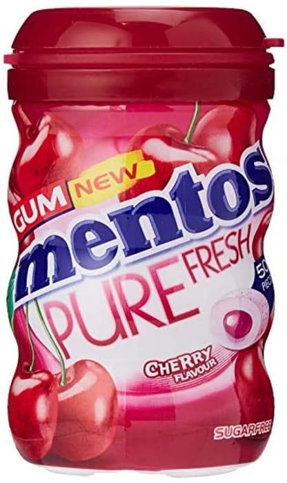 Free Mentos Cherry Pure Fresh Gum