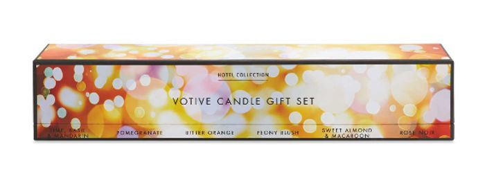 Hotel Collection Candle Set of 6
