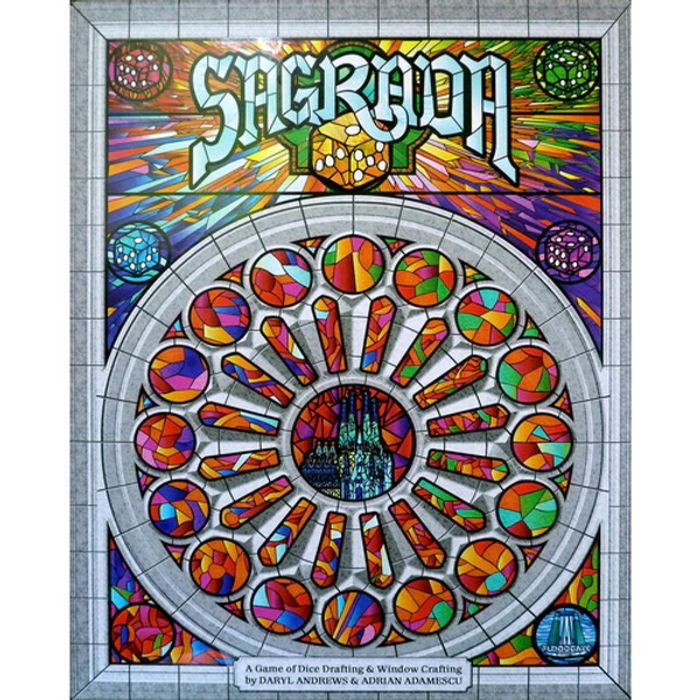 Sagrada Board Game Only £24.29