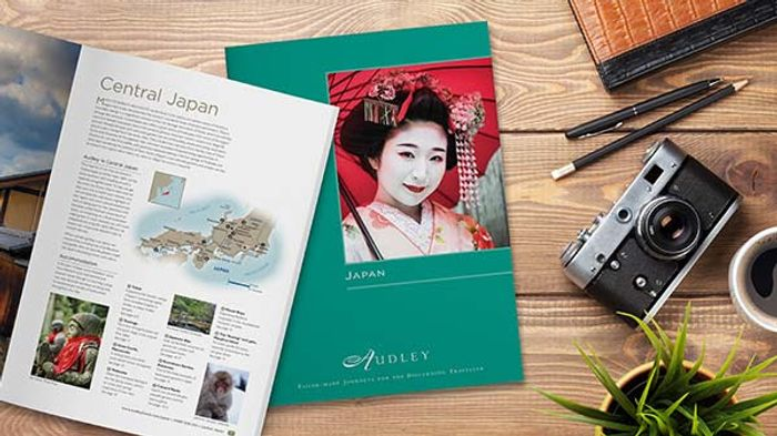 Audley Travel - Free Japan Brochure