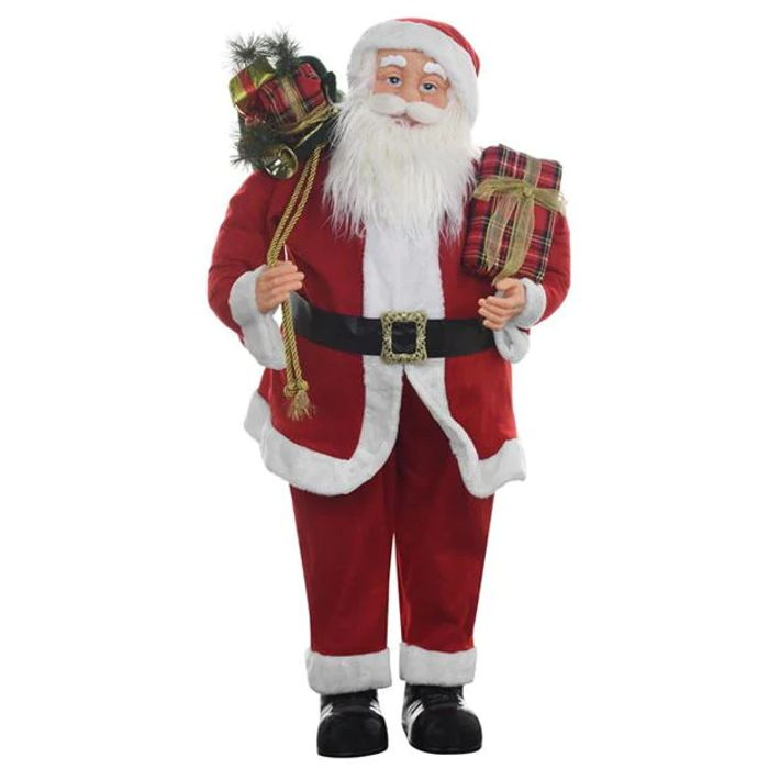 The Spirit of Christmas - L 90cm Santa 94