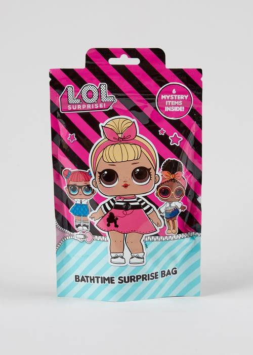 L.O.L. Bath Time Surprise Bag (18cm X 12cm) save £1.50