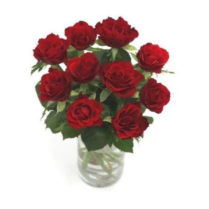 Sainsbury's Sweetheart Roses Bouquet (Colour May Vary)
