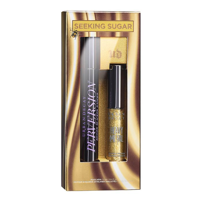 Urban Decay Perversion Mascara Heavy Metal Liner Set (Worth £38.00)