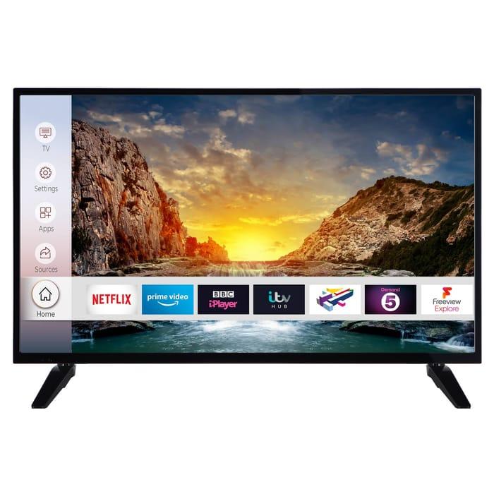 "*SAVE £100* Digihome 40"" Ultra HD 4K Smart TV"