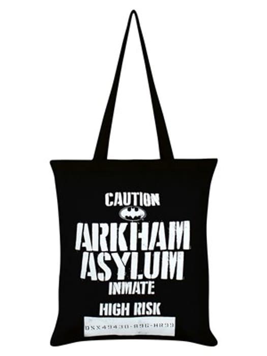 Batman Arkham Asylum Inmate Shopper Bag