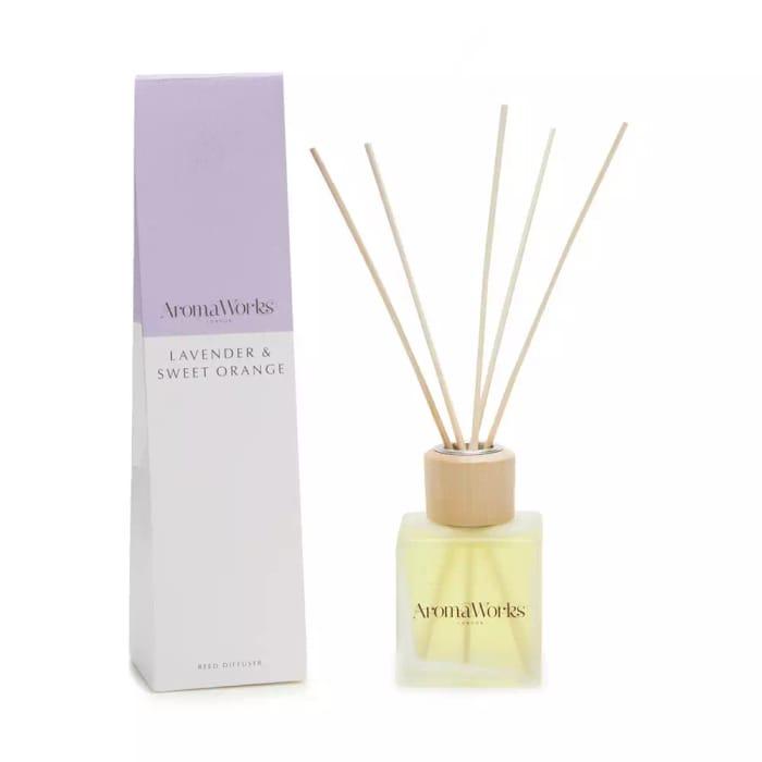 Aromaworks Lavender/Sweet Orange Diffuser - save £2