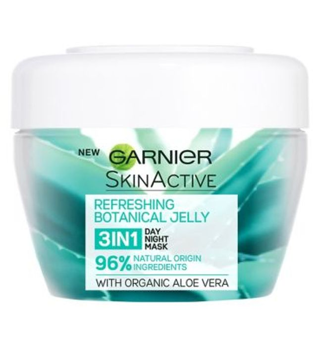 Garnier Skin Active 3 in 1 Hydrating Aloe Water Jelly 150ml