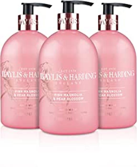Baylis and Harding Hand Wash (Pack of 3)