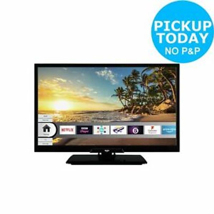 Bush ELED22FHDS 22 Inch Full HD 1080p Smart WiFi LED TV