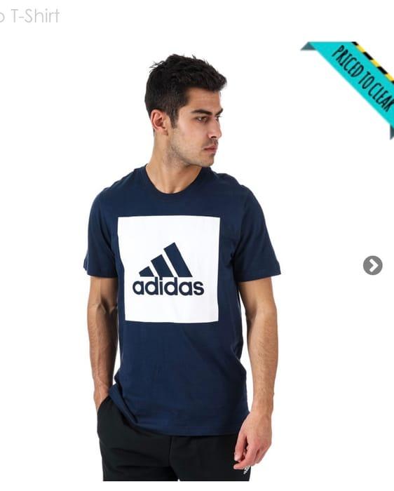 Best Price! Mens Adidas T Shirt - Save £13.2