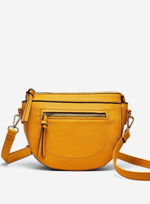 Yellow Cross Body Bag Down From £20 to £8