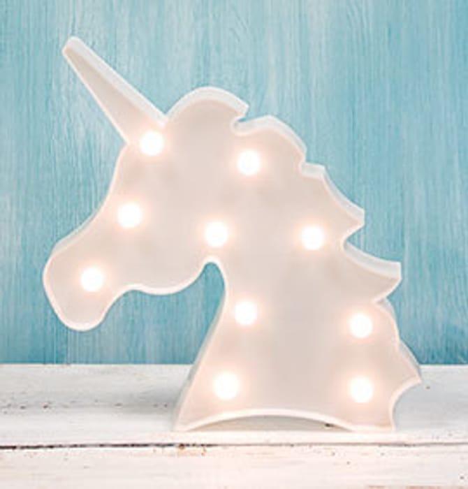 LED Light-up Unicorn Decoration (Other)