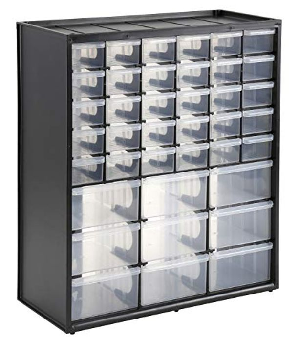 Stanley Storage Box with 39 Compartments