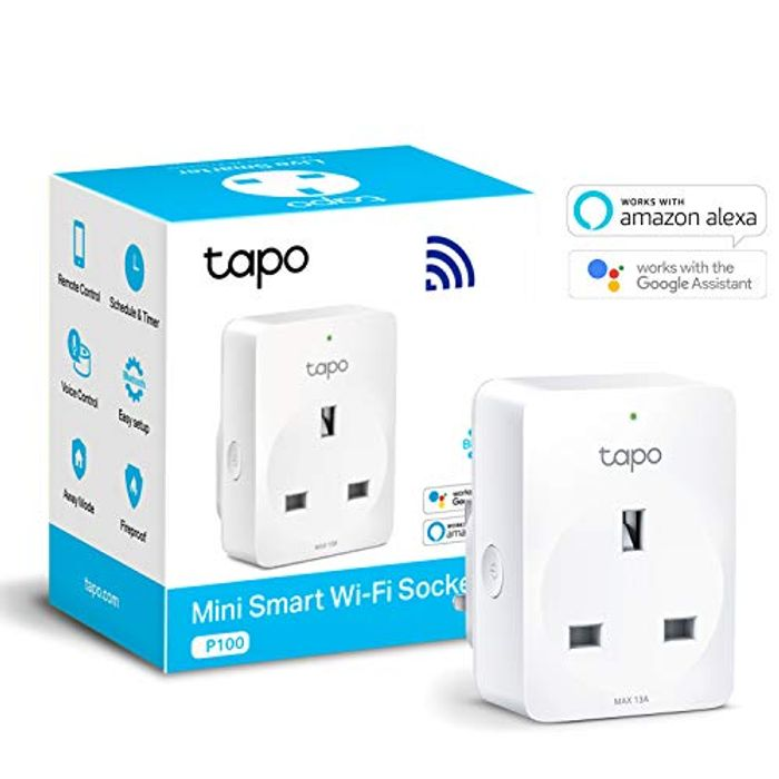 CHEAP!! TP-Link Smart Plug WiFi Outlet, Works with Amazon Alexa and Google Home