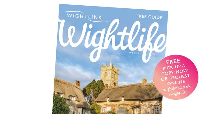 Free Copy of Wightlinks Essential Guide to the Isle of Wight