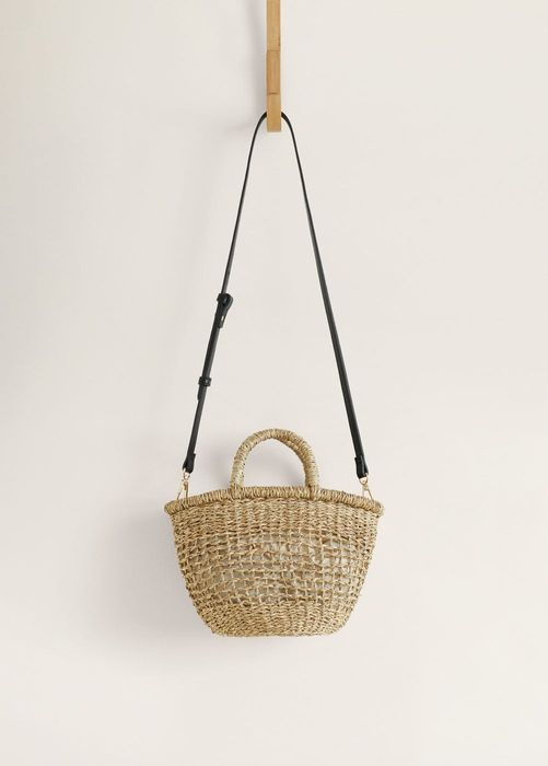 Handmade Mini Basket Bag