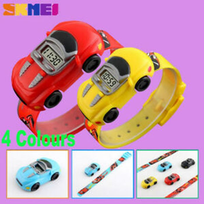 Boy's Children Watches Waterproof