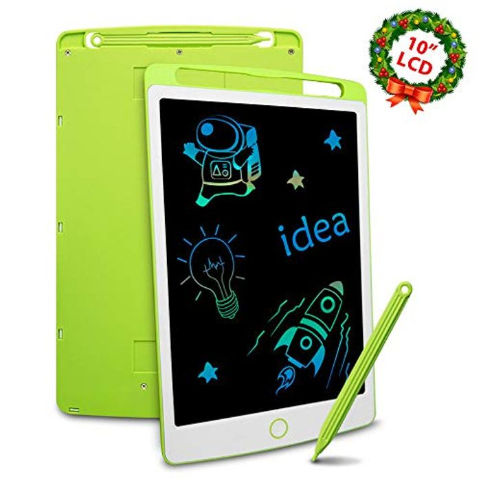 Richgv Colourful LCD Writing Tablet